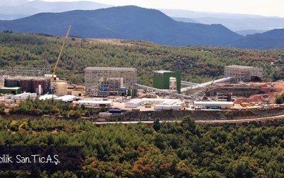 TÜMAD Madencilik San.Tic.A.Ş. Şantiye Amaçlı Trafo Tesisi Yapım İşi